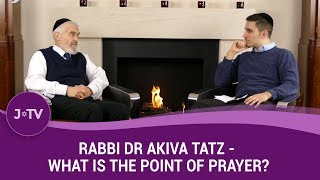 WATCH: Do I really need to pray? Rabbi Tatz explains why...