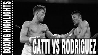Epic Wars #3 Arturo Gatti vs Wilson Rodriguez Highlights