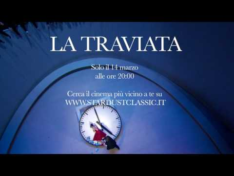 Traviata Metropolitan di New York - Trailer Ita - 14.03.2017