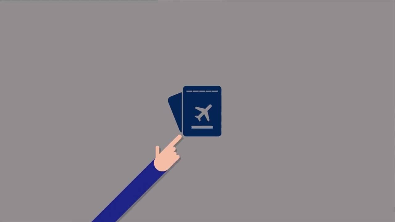 Chinese Travel Agency - explainer video sample