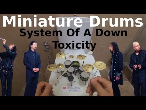 System of a Down but played on miniature drums