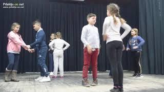 Otroška folklorna skupina KD Anton Krempl Mala Nedelja