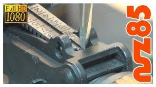 AK-47: Rear Sight Removal & Installation (HD)