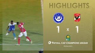 CL CAF : Al Hilal 1-1 Al Ahly