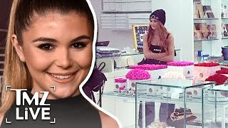 Lori Loughlin's Youngest Daughter Is Still Enjoying Her Life | TMZ Live