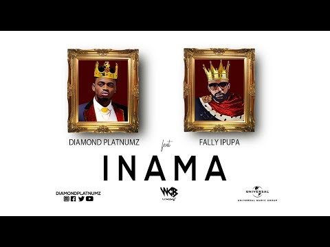 Diamond Platnumz Ft Fally Ipupa - Inama (Official Audio)