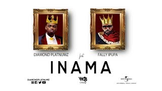 Diamond Platnumz Ft Fally Ipupa   Inama (Official Audio)