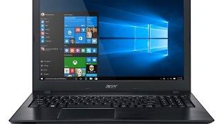 Acer Aspire E15 unbox and setup!