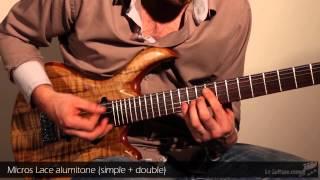 PMC guitares - Blast fly myrtle - Guitares au Beffroi 2014 par Brice Delage