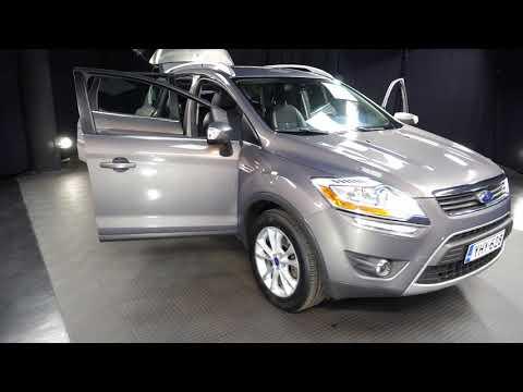 Ford KUGA 2,0TDCi 140 4WD Titanium S PowerShift, Maastoauto, Automaatti, Diesel, Neliveto, YHY-628