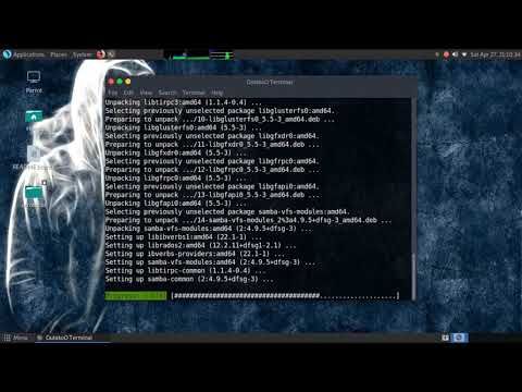 Samba smb conf Config w/ Secure File Sharing - смотреть онлайн на