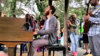 Mike Posner  & Adam Friedman - Iris LIVE 07-16-15
