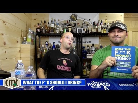 What The F**K Should I Drink? Recipe Book Review.