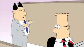 Dilbert Animated Cartoons   It's A Tax Thing And Headcounts