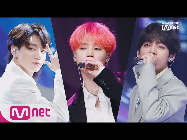 [BTS - Boy With Luv] KPOP TV Show | M COUNTDOWN 190425 EP.616