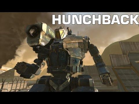 Founder's BattleMech - Hunchback