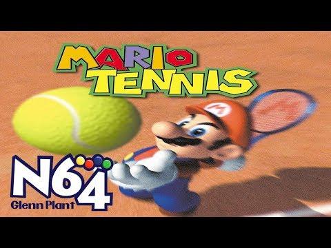 mario tennis nintendo 64 controls