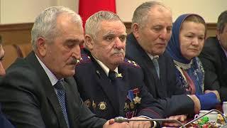 Встреча спредставителями общественности Дагестана