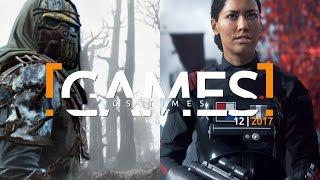 GS Times [GAMES] 12 (2017). Battlefront 2, Fallout, The Banner Saga | Главные новости игр