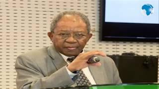 Safaricom chairman Nicholas Ng'ang'a presser following Bob Collymore's passing on