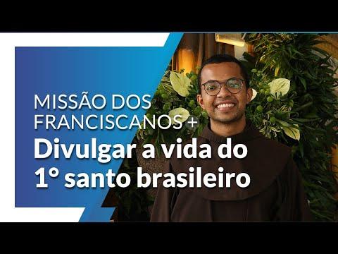 A Missão dos Franciscanos em divulgar a vida e a santidade de Frei Galvão