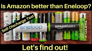 Which Rechargeable Battery is Best (episode 2).  Let's find out!