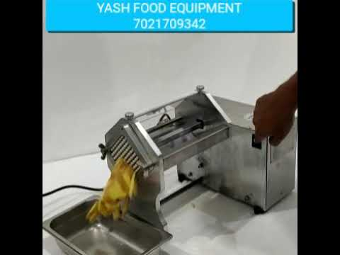 Finger Chips Machine (electric)
