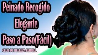 Peinado Recogido Facil Y Rapido Paso A Paso Free Online Videos