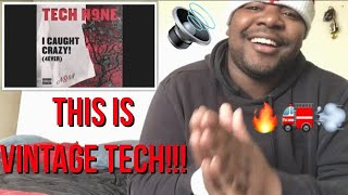 """""""Call The Fire Department!!!""""   Tech N9ne """"I Caught Crazy! (4Ever)""""   Steph REACTS!!!"""