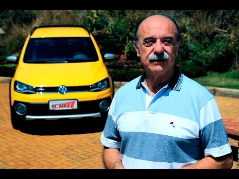 VRUM - Volkswagen Saveiro Cabine Dupla 2015 [Teste]