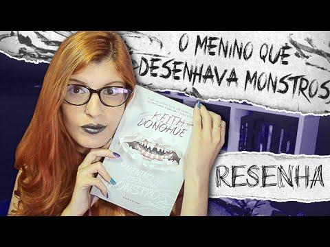 RESENHA: O Menino que Desenhava Monstros | Poison Books