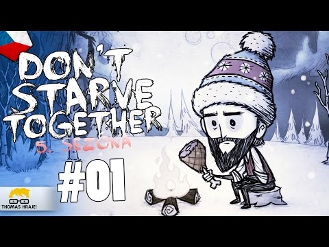Don't Starve Together - |#S05E01| - Nová motivace už popáté!! | Český Kooperační Let's Play