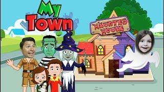 ОБЫЧНЫЙ ДОМ в My Town симулятор семьи Развлекательное видео для детей KIDS CHILDREN