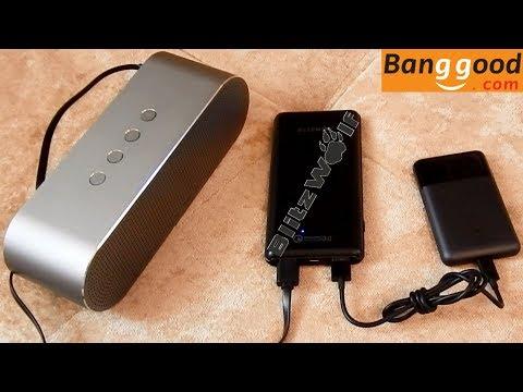 Первый Power Bank от BlitzWolf на литий-полимерных аккумуляторах - BW-P6 10000mAh 18W QC3.0