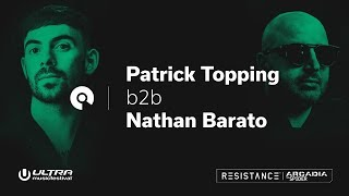 Patrick Topping b2b Nathan Barato - Live @ Ultra Music Festival 2018, Resistance Arcadia Spider