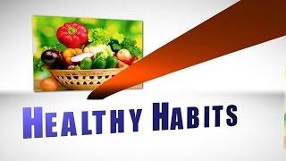 Healthy Habits - Desserts