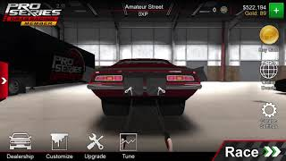 No Limit Drag Racing 4 7 300+ mph Shelby Tune - J T  Noneya