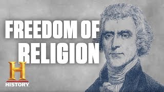 The First Amendment: Freedom of Religion in the U.S. | History