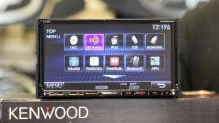 Kenwood Excelon DDX8901HD and DDx5901HD