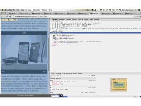 O'Reilly Webcast: Modern Web Design with Progressive Enhancement, Responsive Design, and CSS3