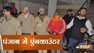 Punjab Police Arrests Wanted Criminal After Encounter In Mohali