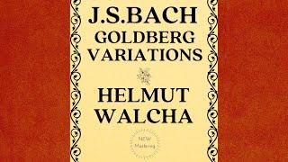 Bach - Goldberg Variations / Harpsichord (recording of the Century : Helmut Walcha)