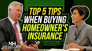 The Top 5 Tips On How To Buy Homeowner's Insurance: Interview With Allstate Insurance Professional