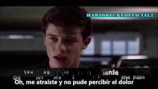 Shawn Mendes   Stitches  [Lyrics + Subtitulado Al Español] Official Video VEVO