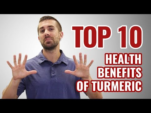 Download TOP 10 Health Benefits of Turmeric - Uses for Health Mp4 HD Video and MP3