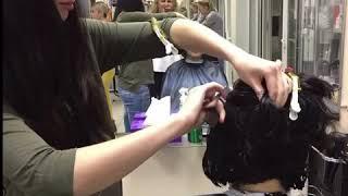 Обучение стрижкам!Современные , модные техники в стрижках!