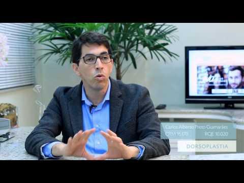Dorsoplastia - Vídeos | Clínica GrafGuimarães
