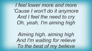 Accept - Aiming High Lyrics