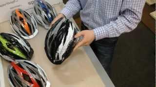 uvex ultrasonic Fahrradhelm Videopräsentation (1/3)