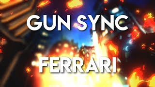 """Coyote Kisses - Ferrari"" Overwatch Gun Sync"